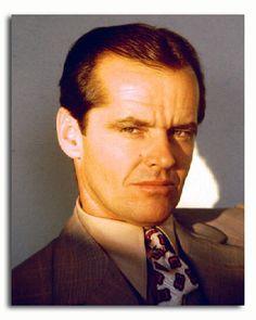 Jack Nicholson.  As in, Chinatown.  Image courtesy starstills.com