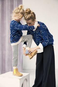 Madres e hijas: tan iguales, tan distintas © Anouk Nitsche / Realización: Mafer Navas