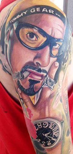 Tattoo Artist - Aj Sacred Rose   www.worldtattoogallery.com/tattoo_artist/aj_sacred_rose