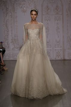 Long sleeves were trending in a major way at Bridal Market for 2015. Here are some of our favorite gowns for the bride who wants to cover up in the most gorgeous way possible. #ReVFlips
