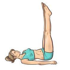 3 минуты перед сном: простые упражнения, с которыми ваши ноги похудеют! Как говорят фитнес-тренеры, в тренировках главное — регулярность!