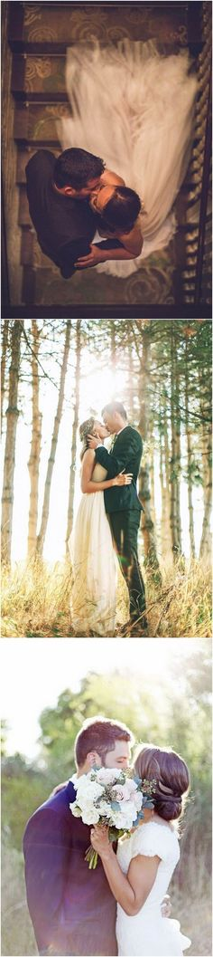 Romantic bride and groom wedding photo ideas #wedding #weddingphotos #weddingideas