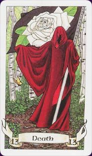 Robin Wood Tarot Shop online : www.myaspaces.com - I have this deck, and this is my favorite card.  Beautiful artwork and such an important meaning to me.