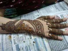 Indian Mehndi Designs   Top 10 Best Mehndi Designs