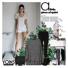 """""""Yoins #13"""" by natza ❤ liked on Polyvore featuring Kendall + Kylie, Proenza Schouler, women's clothing, women's fashion, women, female, woman, misses, juniors and yoins"""