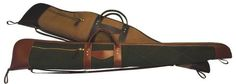 GUN CASE FOR HIM White Wing products, made of military-grade canvas, are guaranteed for life. A variety of canvas colors and leathers are available. Order early to personalize. Indigo & Cotton, Shops at Sea Island, 600 Sea Island Rd., 912.634.8884. indigossi.com.