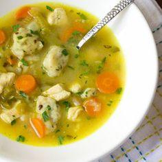Chicken-N-Dumplings Soup Recipe