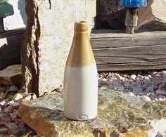 Vintage Stoneware Bottle Buchan Company Antique Late 1800s Old Bottles, Antique Bottles, Glass Bottles, Beer Bottles, Vintage Wine Glasses, Corner Bar, Heart Shaped Chocolate, Antique Stoneware, Man Cave Bar