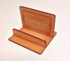 Business card holder by RL Pullman