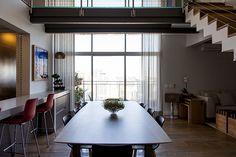 Open house | Julia Arieta. Veja: http://www.casadevalentina.com.br/blog/detalhes/open-house--julia-arieta-3124 #decor #decoracao #interior #design #casa #home #house #idea #ideia #detalhes #details #openhouse #style #estilo #casadevalentina #diningroom #saladejantar