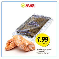 En Semana Santa, unos minipestiños de miel de la marca andaluza Inés Rosales, ¡buenísimos y en oferta!