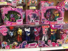 b2e6e6cd99ce Power Ponies Spotted in Target Stores All My Little Pony