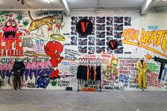 A Closer Look at VLONE's LA Pop-Up and Collaborations