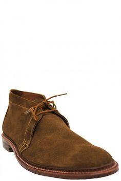 Alden Boots - Snuff Suede Chukka 1493,