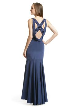 Marina Sequin Gown