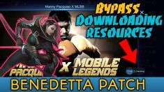 Bypass Downloading Resources - Benedetta Patch Mobile Legends Mobile Legends, Patches, Music, Youtube, Musica, Musik, Muziek, Music Activities, Youtubers
