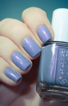As of 3/23/12.  Essie She's Picture Perfect - Resort 2012 Collection.