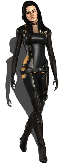 Miranda Lawson (Mass Effect 3)  #masseffect