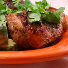 Thai Barbecue Chicken