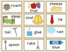 Race to the Finish! a long vowel game- an easy-to-make board game that gives students practice with identifying vowel sounds!  *Common Core aligned*