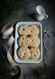 Biscotti alla farina di riso con mandorle e canditi - La merenda di Charlotte Gluten Free Cookie Recipes, Gluten Free Cookies, Candied Fruit, Rice Flour, Biscotti, Love Food, Delicious Desserts, Food Photography, Sweet Treats