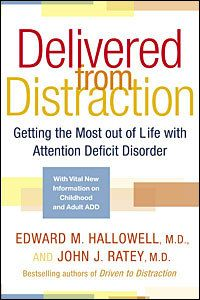 Delivered From Distraction  adhd/add