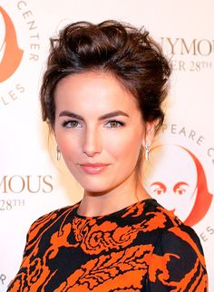 I <3 <3 <3 her brows!!!! Camille Belle