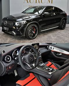 Sick or nah? 📸🖤 Tag someone who needs to see this! Mercedes Benz Amg, Carros Mercedes Benz, Benz Car, Mercedes Benz Interior, Luxury Sports Cars, Top Luxury Cars, Luxury Suv, Sport Cars, Carros Suv
