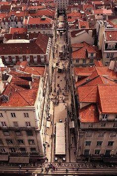 Roof tops ... Lisbon, Portugal i love lisbon!!