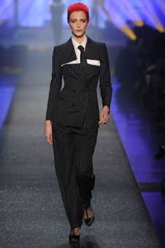 Jean Paul Gaultier- 80's look