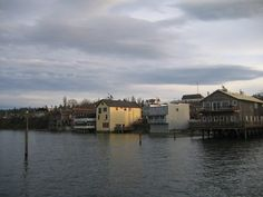 Coupeville is a historic district is within the federal Ebey's Landing National Historical Reserve. Olympia Washington, Seattle Washington, Washington State, Coupeville Washington, Small Towns, Old Town, Places Ive Been, Waterfall, Mansions