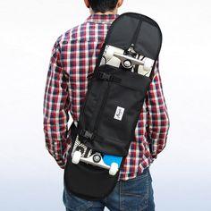 Shoulder bag for Skateboard – Black