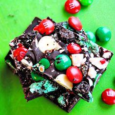 Last minute treat... Christmas Bark
