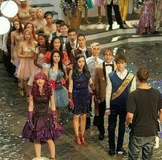 Descendants 2 After Party Tonight 10:30.