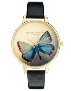 Image 1 of Olivia Burton Butterfly Watch