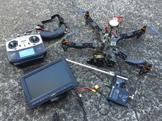 Applied Science, Drone Quadcopter, How To Apply