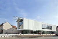 Cultural Center on Architizer