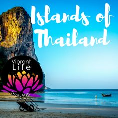 Thailand has many beautiful islands to explore. Beaches, boating, scuba diving, snorkeling, sailing. #thailandislands #thailand