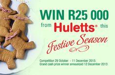 The Festive Season Competition 2013 | Huletts Sugar