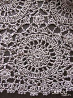 Tecendo Fios. Profissão, Arte e Terapia através do crochê, tricô e muito mais: MAIS SAIAS DE CROCHÊ