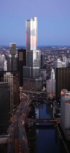 Best Business-Meets-Pleasure Runner-up: Trump Hotel Chicago. #JetsetterAwards