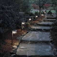 Lighting the Way - Backyard Lighting - Bob Vila