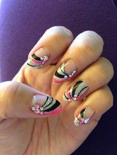TrumpGelUSA by TrumpGelUSA - Nail Art Gallery nailartgallery.nailsmag.com by Nails Magazine www.nailsmag.com #nailart