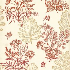 Little Greene Norcombe Wallpaper in Jazz - Modern Designs from 1949 - http://godecorating.co.uk/little-greene-norcombe-wallpaper-jazz/
