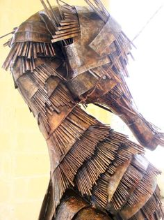 The Glory of Achilles by Stiefnu Achilles, Maltese, Art School, Contemporary Artists, Sculptures, Arts And Crafts, Art And Craft, Art Crafts, Crafting