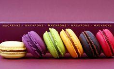 Lekker en zoet, de Franse macarons. Helaas een hel om te maken, maar niet meer als je deze workshop volgt!