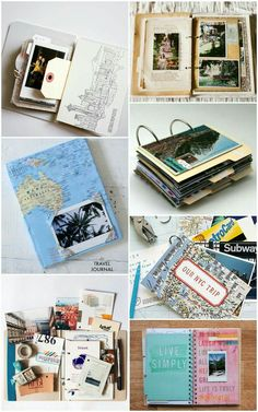 Travel Journal inspiration (Diy Cuadernos) Tree The post Travel Journal inspiration appeared first on diy.the : Travel Journal inspiration (Diy Cuadernos) Tree The post Travel Journal inspiration appeared first on diy. Scrapbook Journal, Travel Scrapbook, Best Travel Books, Travel Album, Photo Journal, Trip Journal, Junk Journal, Smash Book, Journal Inspiration