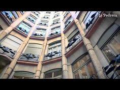 ▶ Els patis interiors de La Pedrera com a eixos centrals - YouTube Gaudi, La Pedrera, Interiors, World, Youtube, Culture, Artist, Decoration Home, The World