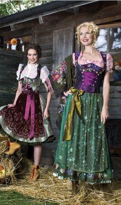 "Lola Paltinger 2013 | Mieder, Westen, Röcke (blouse, vest, skirt) ""Bavarian Pop Couture"""
