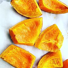 Pieczona dynia oraz purée (mus) z dyni   Kwestia Smaku Cantaloupe, Pineapple, Peach, Baking, Fruit, Food, Fancy, Pinecone, Peaches